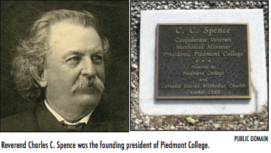 The Spirit of Piedmont  - A look back through the student life at Piedmont