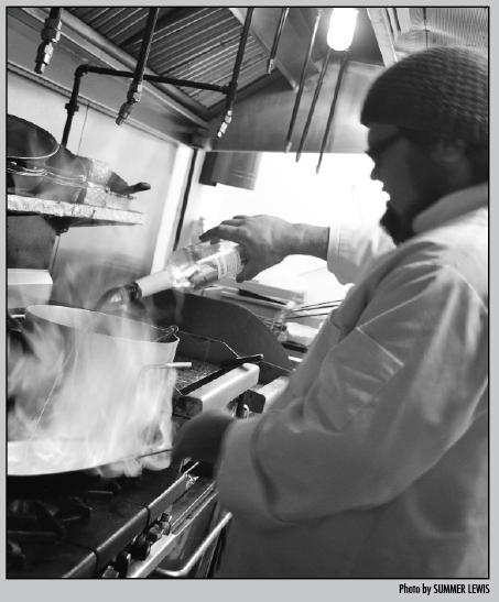 Let's Eat: Trader John's Grille