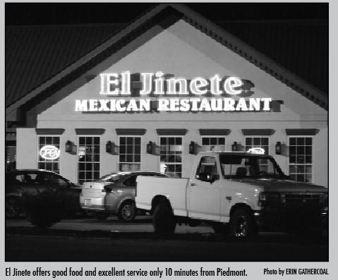 Let's Eat: El Jinete
