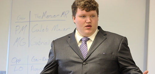 DEBATING IT OUT: UNG sweeps Piedmont's first novice debate tournament