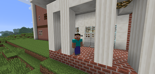 Piedmont College dorm gets Minecrafted
