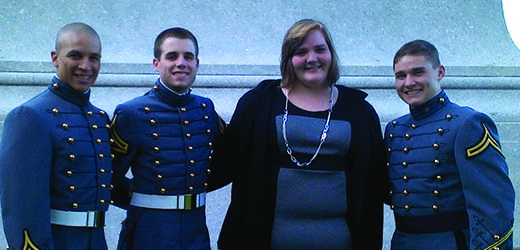 Smagur attends acclaimed conference at West Point