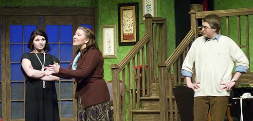 PC Theatre's 'Blithe Spirit' a hit [Slideshow]