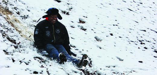 Sacrificing Saturdays for snow?