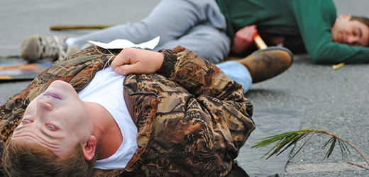 Piedmont nursing disaster drill simulates tornado [Slideshow]