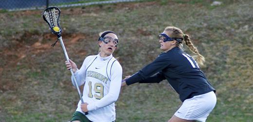 Piedmont women's lacrosse win regular season champs