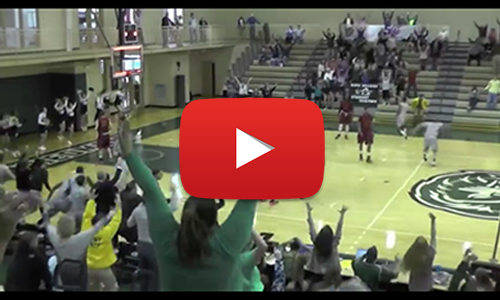Lions beat Maryville by buzzer beater [VIDEO]
