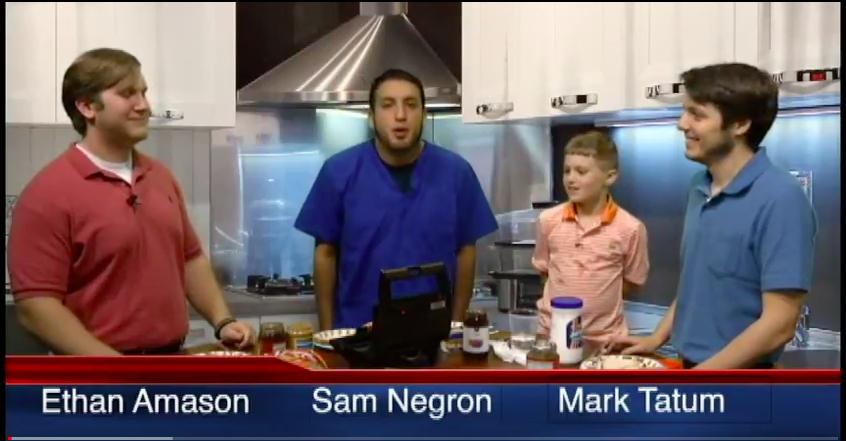 PC TV - PBJ Cook-off [VIDEO]