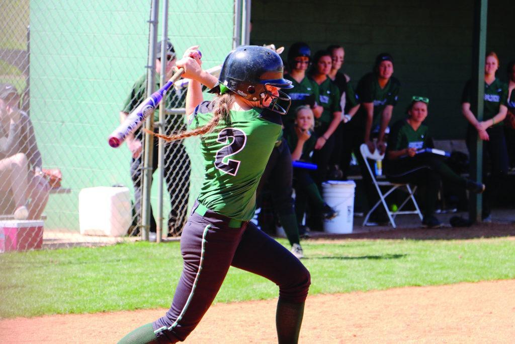 Softball+sweeps+double+header