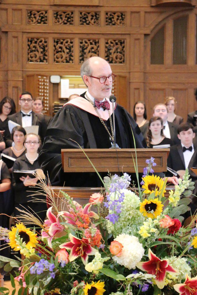 Photo+Essay%3A+Convocation+Welcomes+Class+of+2020