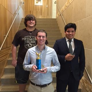 Debate Team Wins Awards