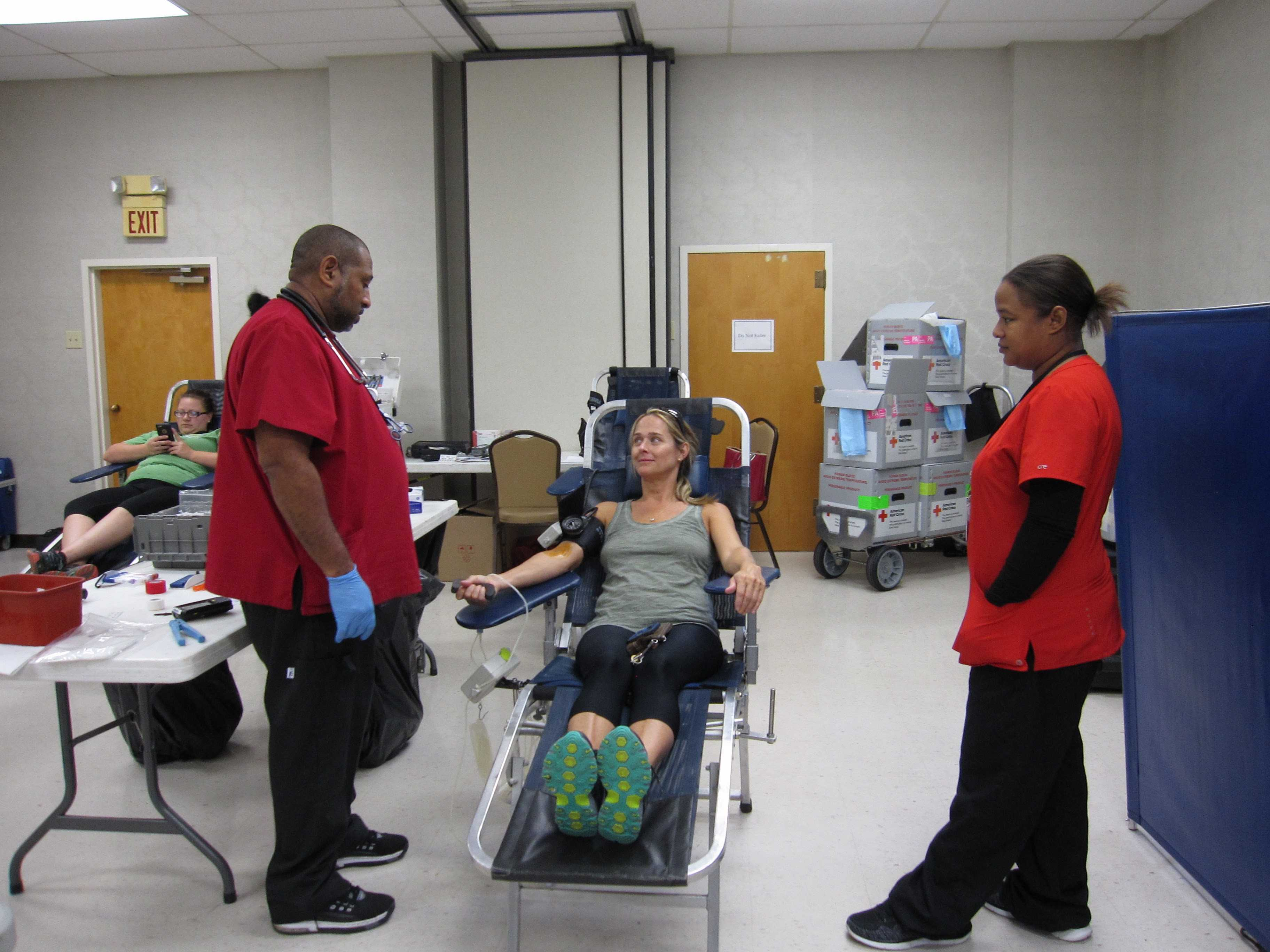 Athens Blood Drive Saves 81 Lives