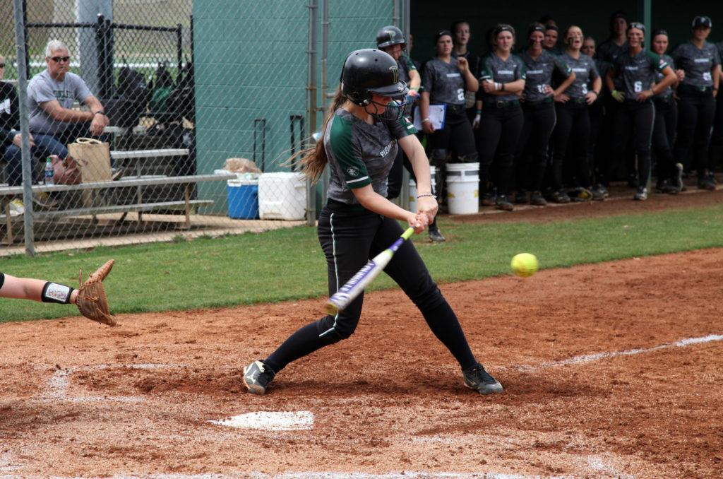 Softball leads Migues to Piedmont