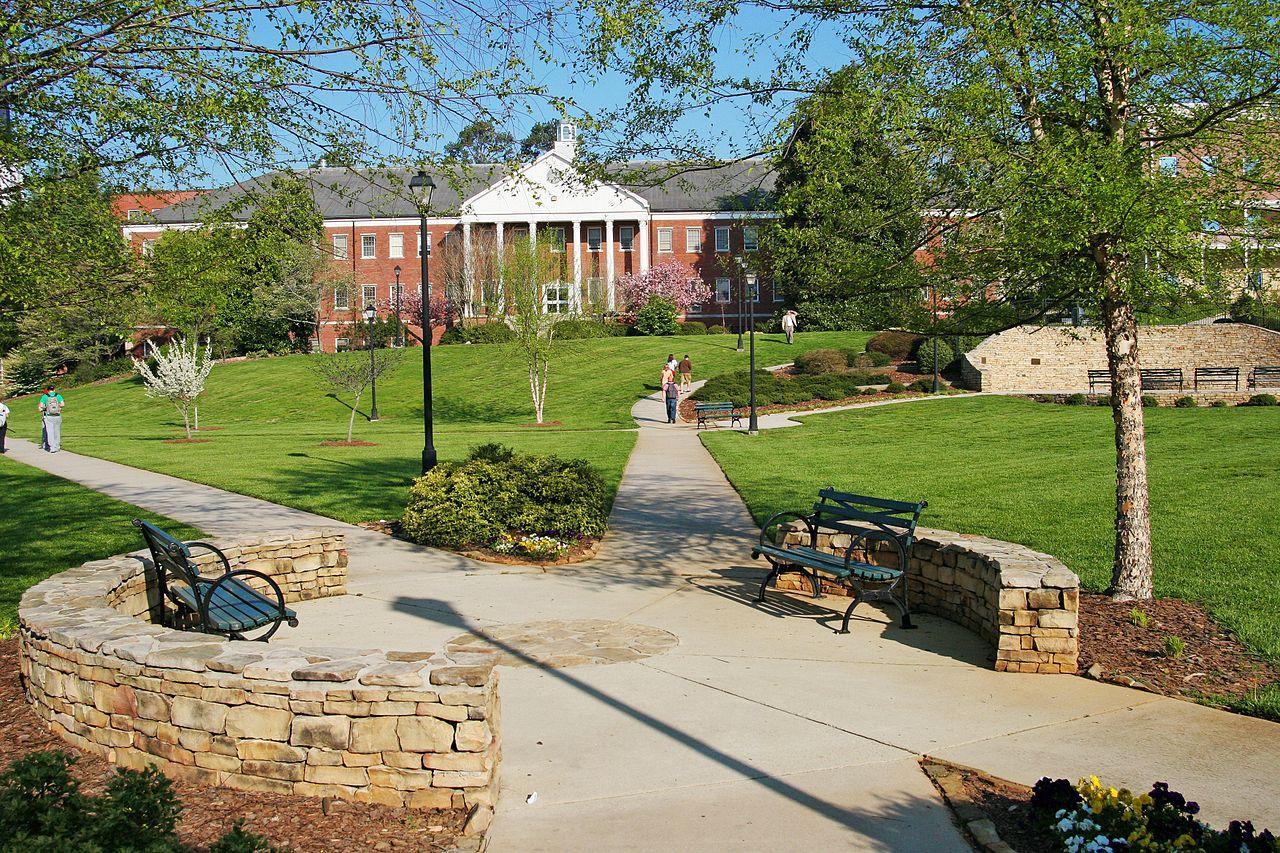 The Divide between Piedmont College Campuses