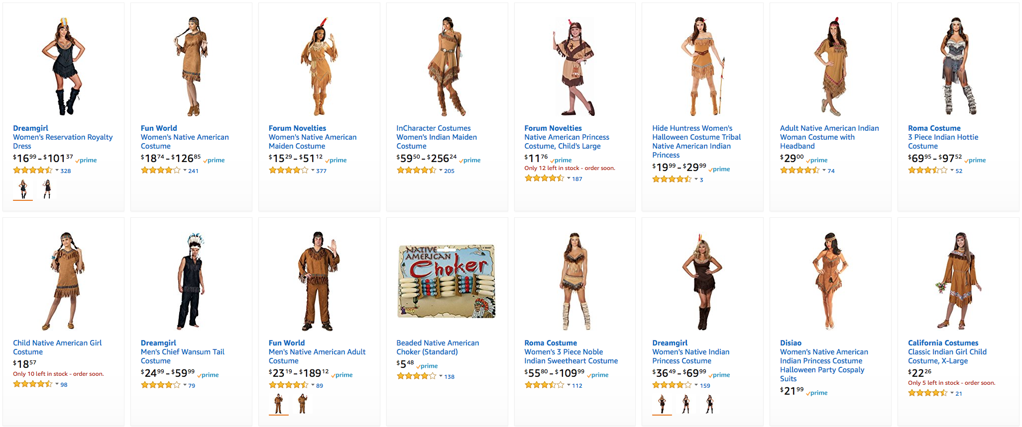 CULTURE COSTUMES - HARMLESS FUN OR CULTURAL APPROPRIATION?