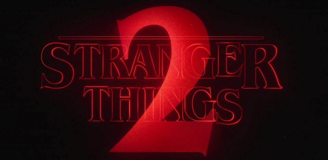 TAKING A LOOK AT STRANGER THINGS 2