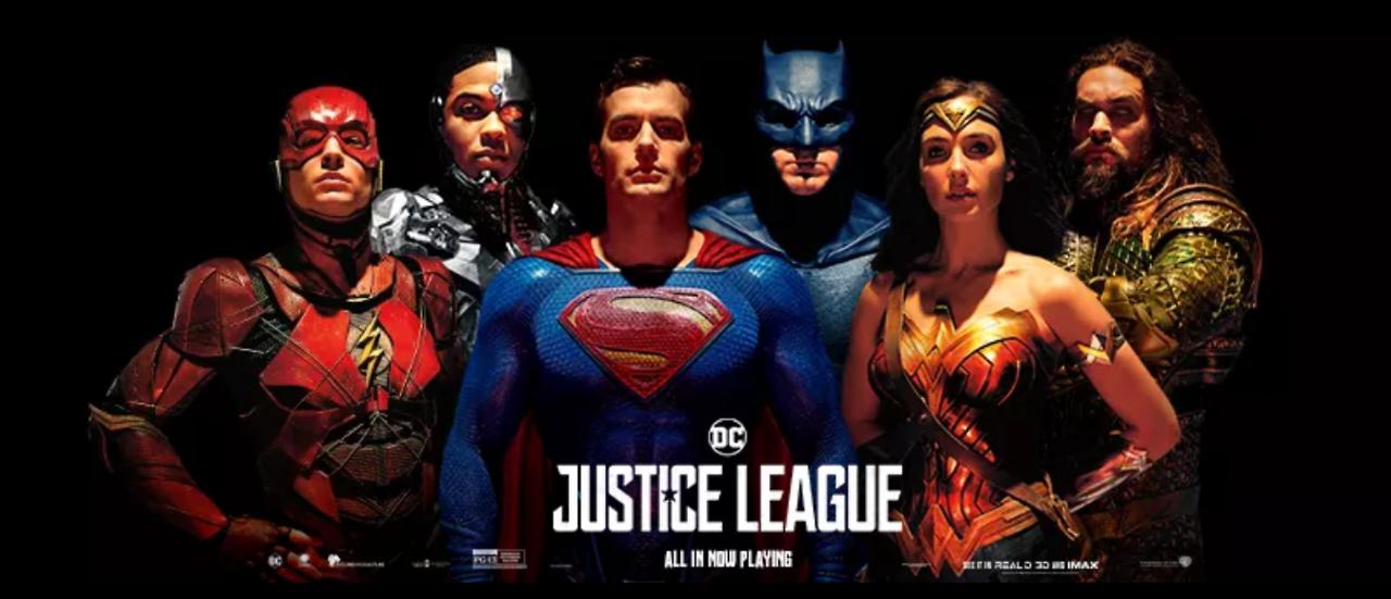 NO JUSTICE FOR DC COMICS