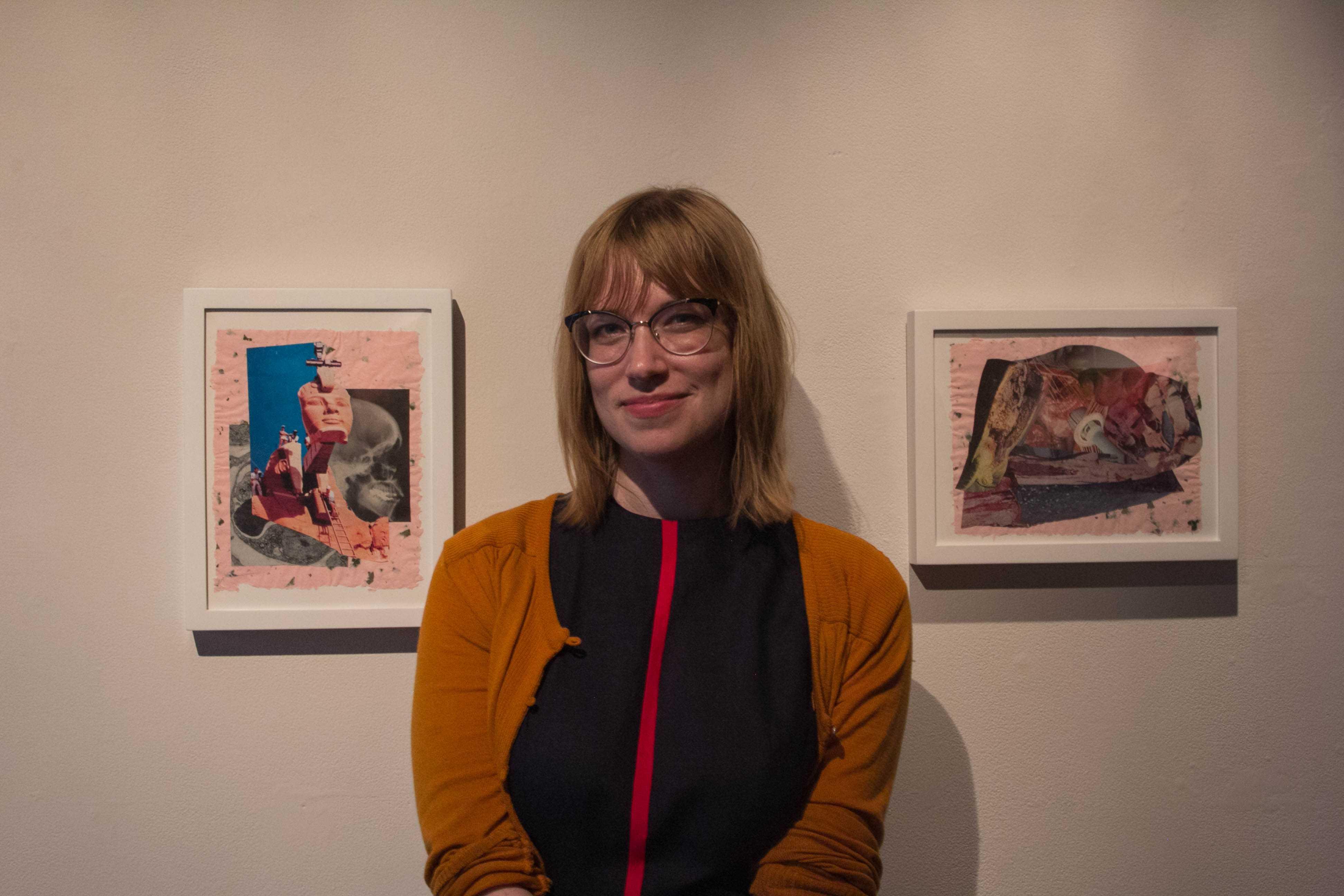 INSIDER(OUTSIDER): ALISON SPENCE'S CHILLING ART SHOWCASE