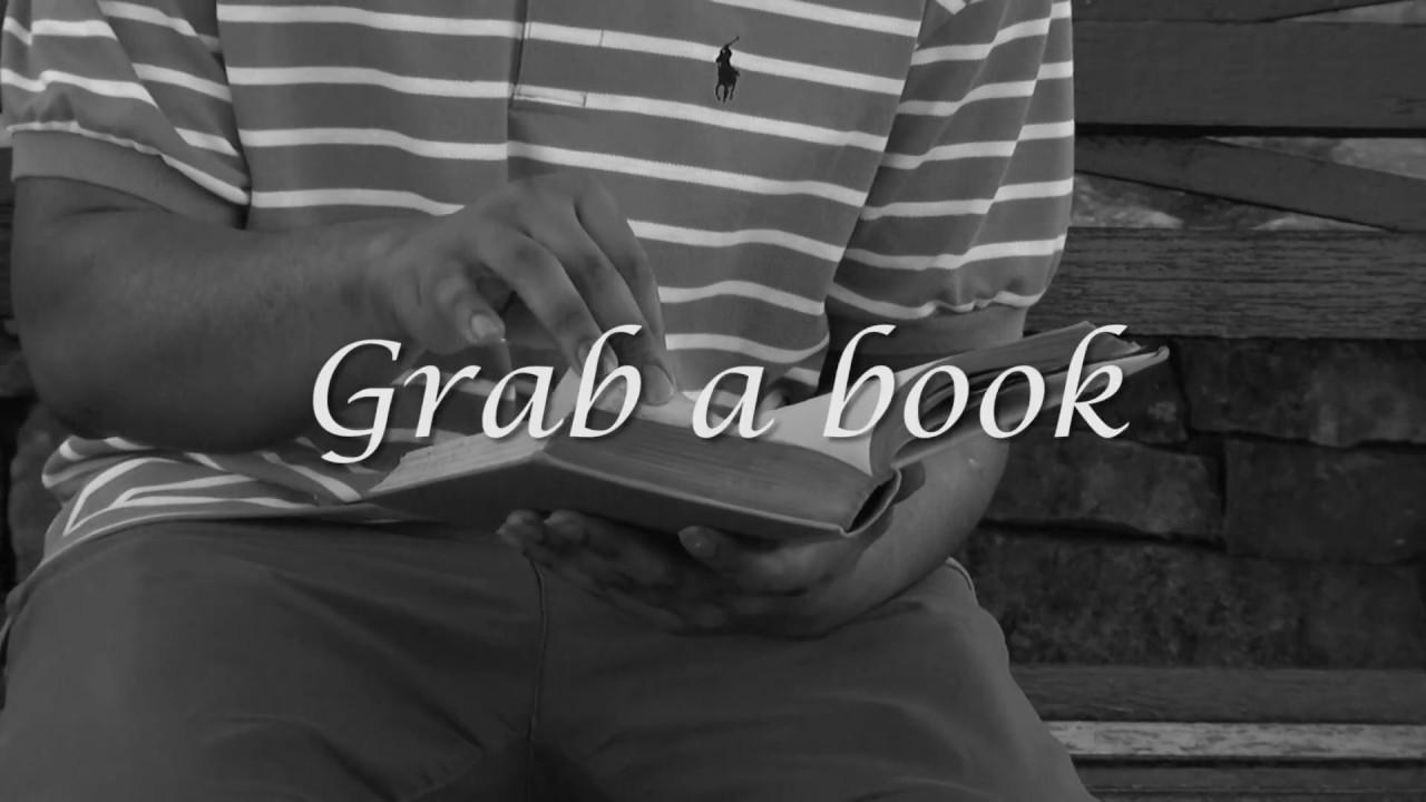 GRAB A BOOK - PSA