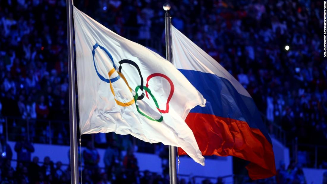 RUSSIA, DRUGS & THE OLYMPICS