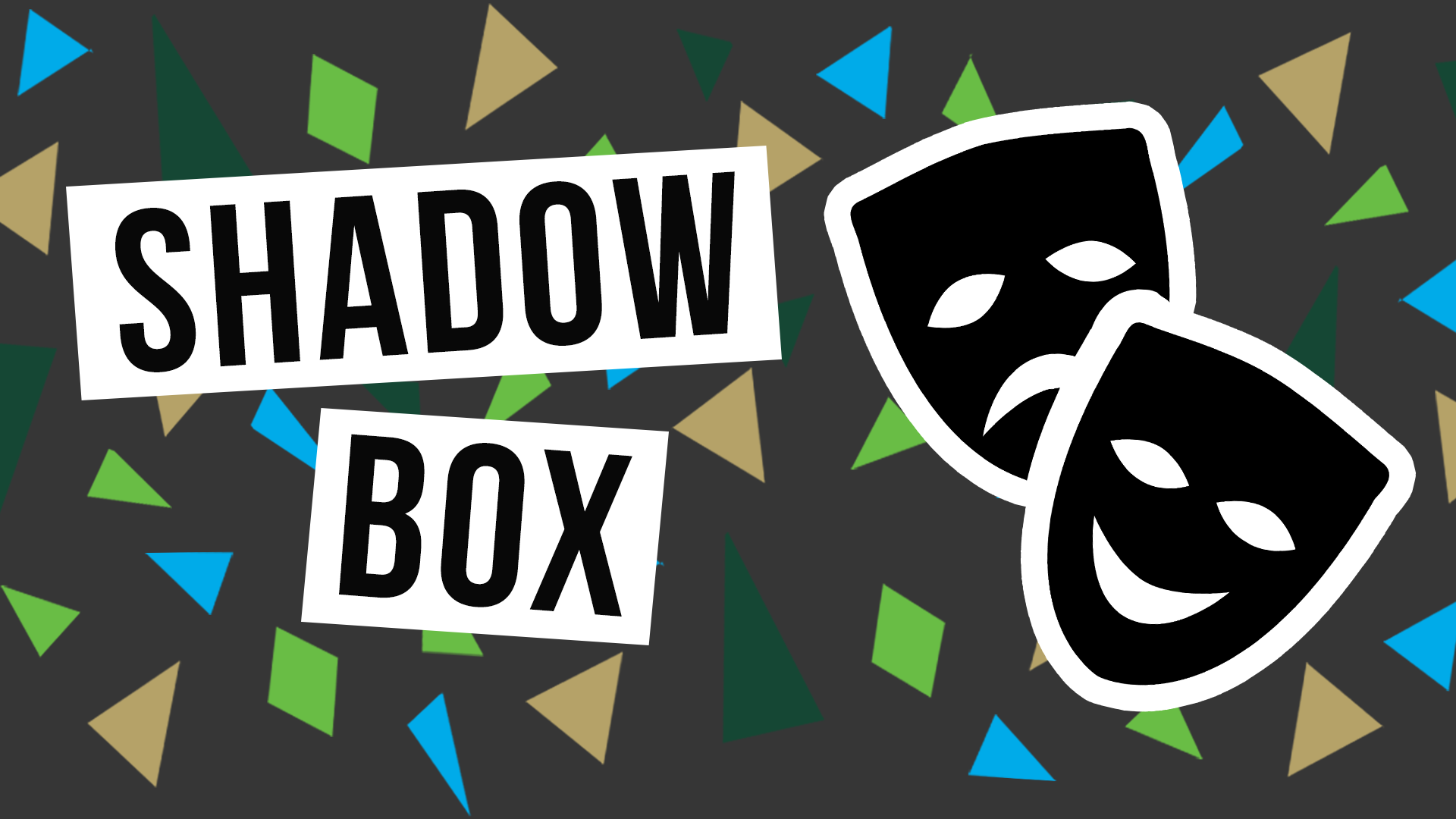 THE SHADOW BOX - PC TALK