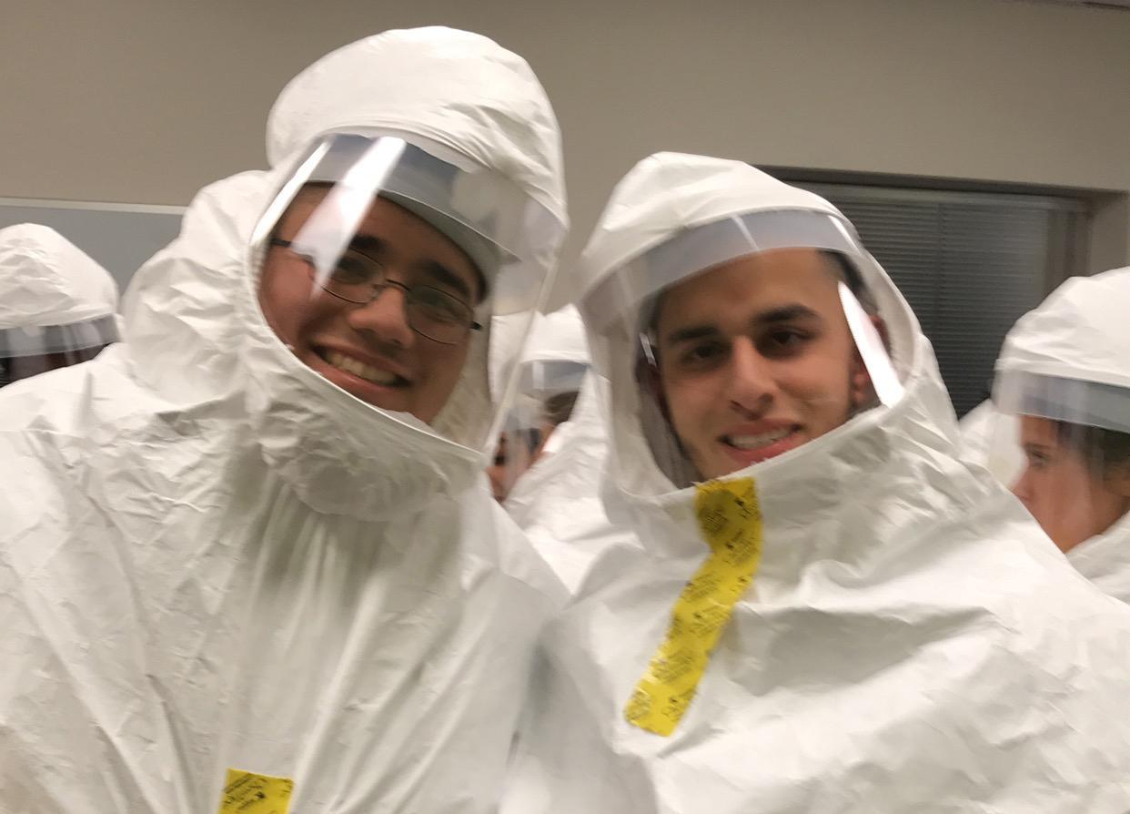 NURSING STUDENTS TRAIN AT FEMA'S CENTER FOR DOMESTIC PREPAREDNESS