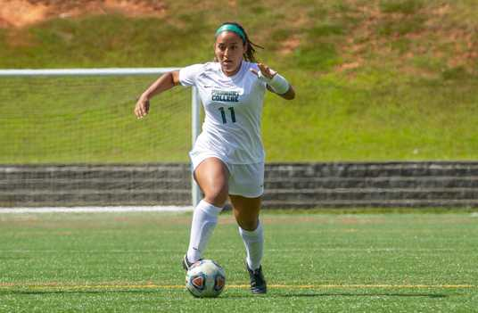 Women's Soccer Update - Winning Streak Comes to an End