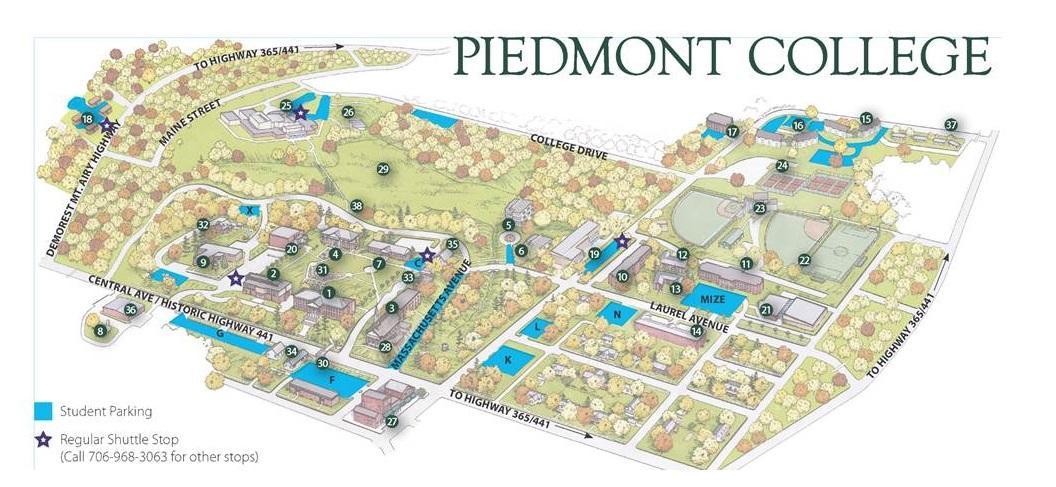Piedmont's Parking Shortage