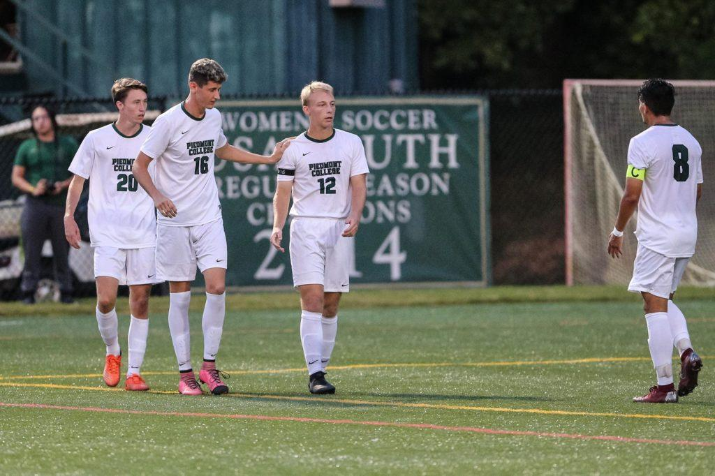 Men's Soccer Finishes Season with 3-0 Loss