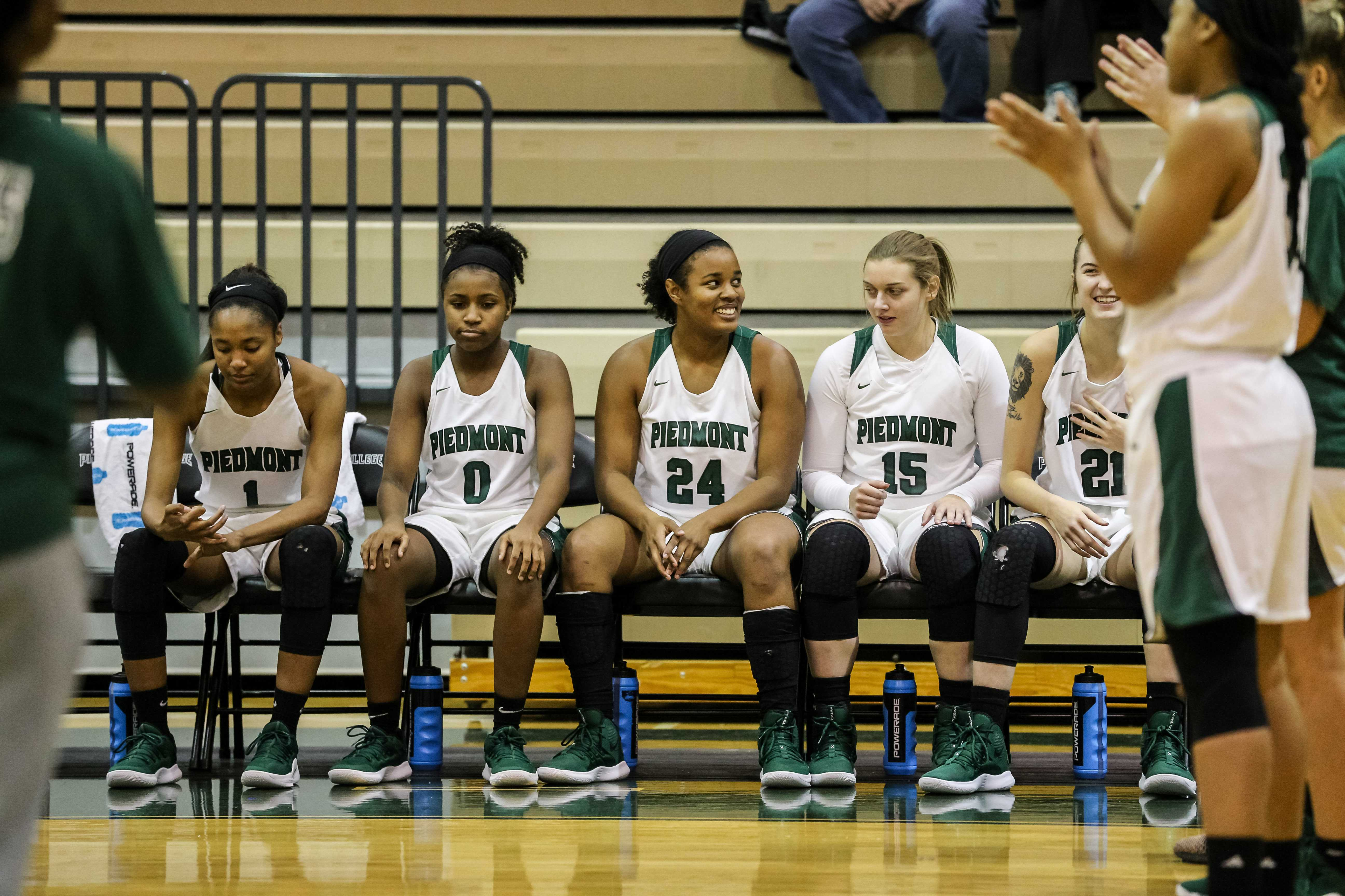 Piedmont College WBB.  (Photo: Karl L. Moore)