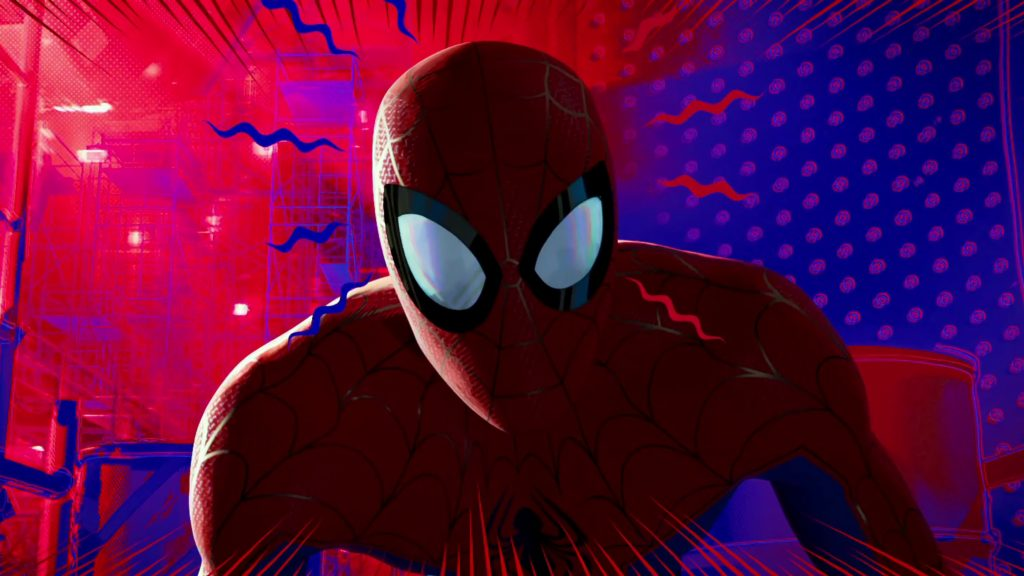 How Spider-Man: Into the Spider-Verse Revolutionized Animation