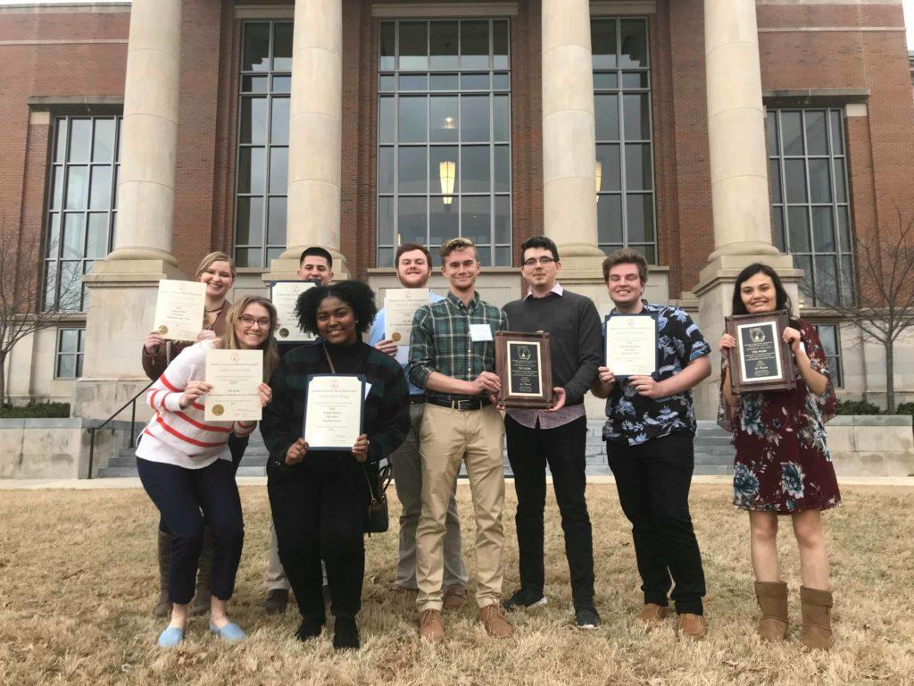 The Roar Wins Seven Awards at the Georgia College Press Institute
