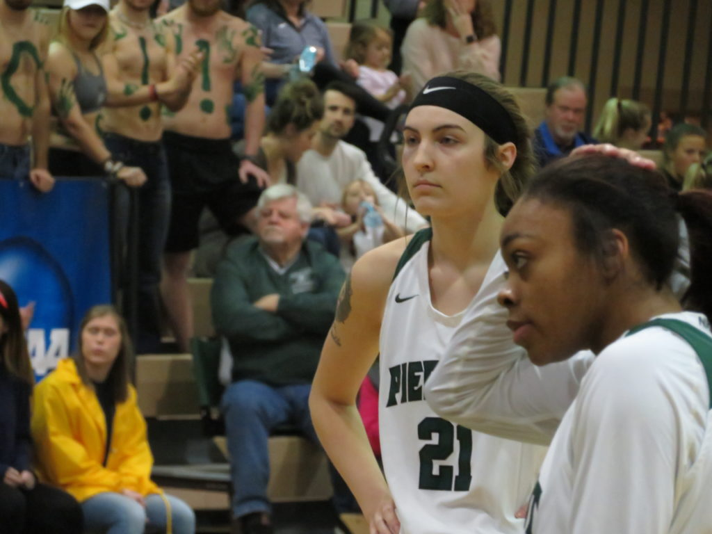 Women's Basketball wins USA South Tournament, Loses in First Round of NCAA Tournament