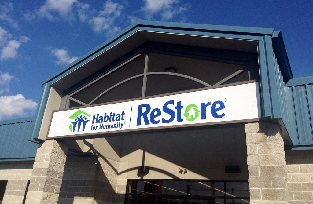 Habitat's ReStore Restores the Community