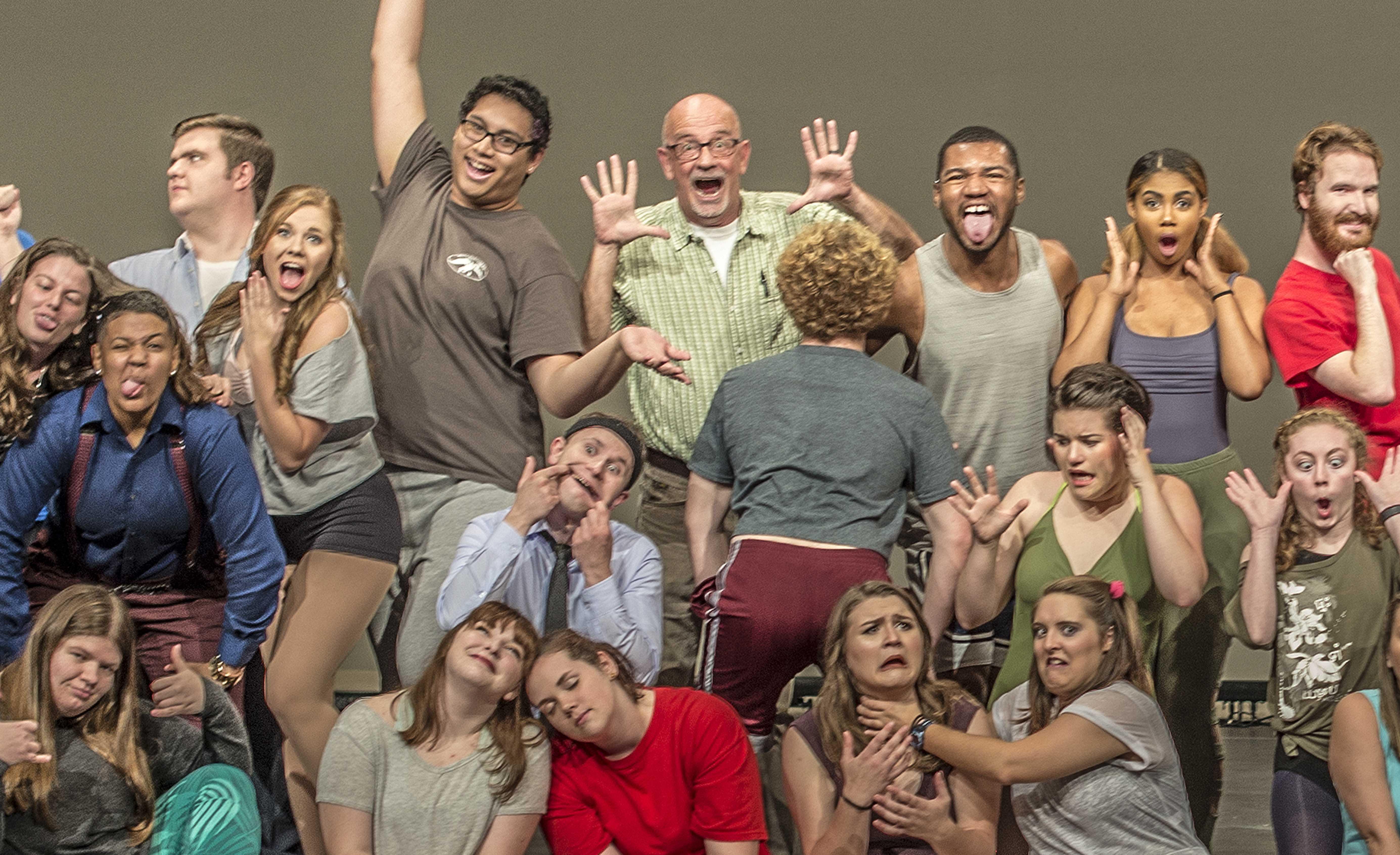Bill Gabelhausen's Coming-of-Theatre Story