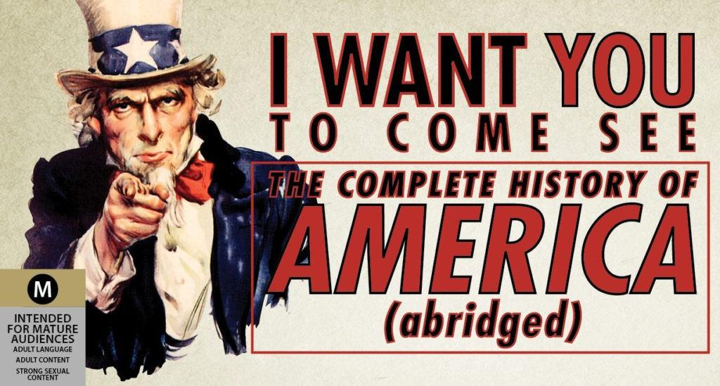 Complete History of America (Abridged) Preview