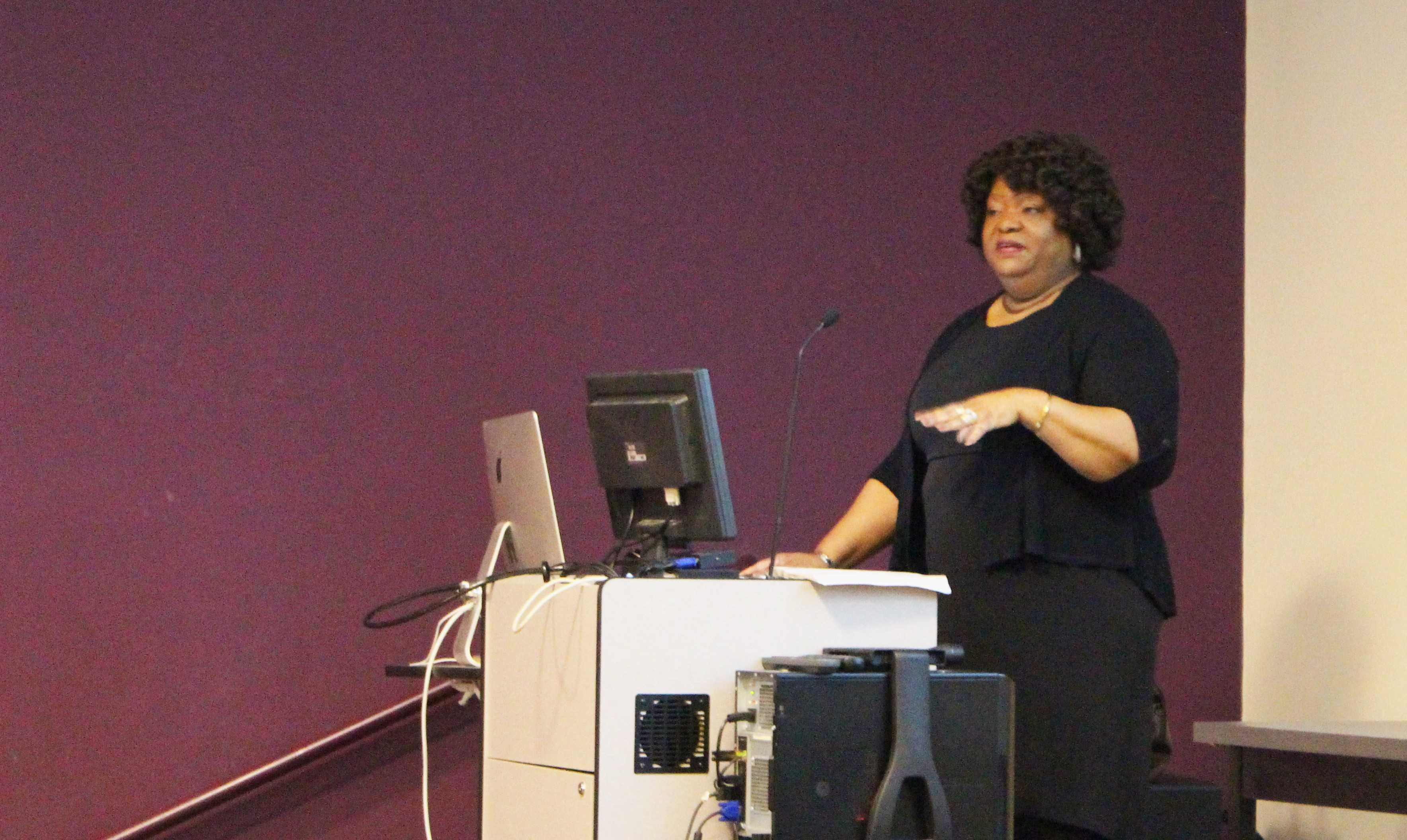 Speaking as the Founder: Dr. Janice Moss' Story