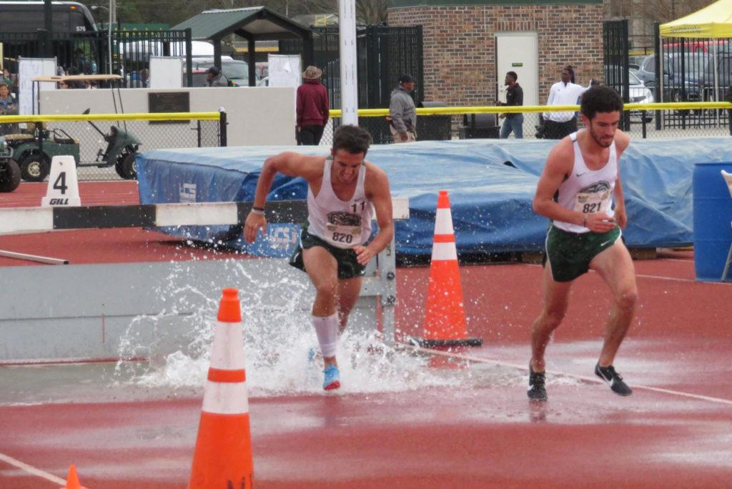 Track & Field Picks Up Pace for USA South
