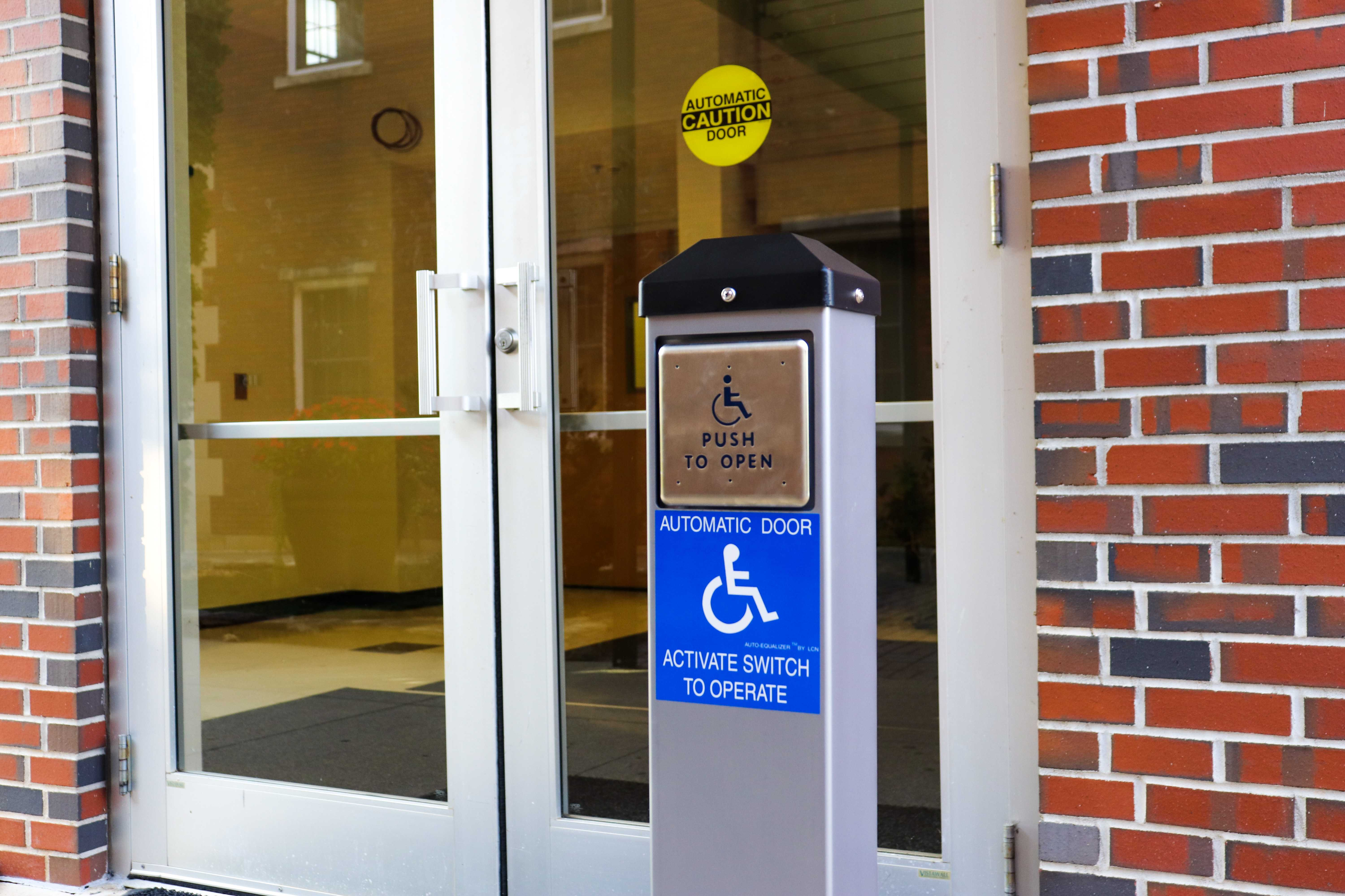 Piedmont Works to Improve Accessibility