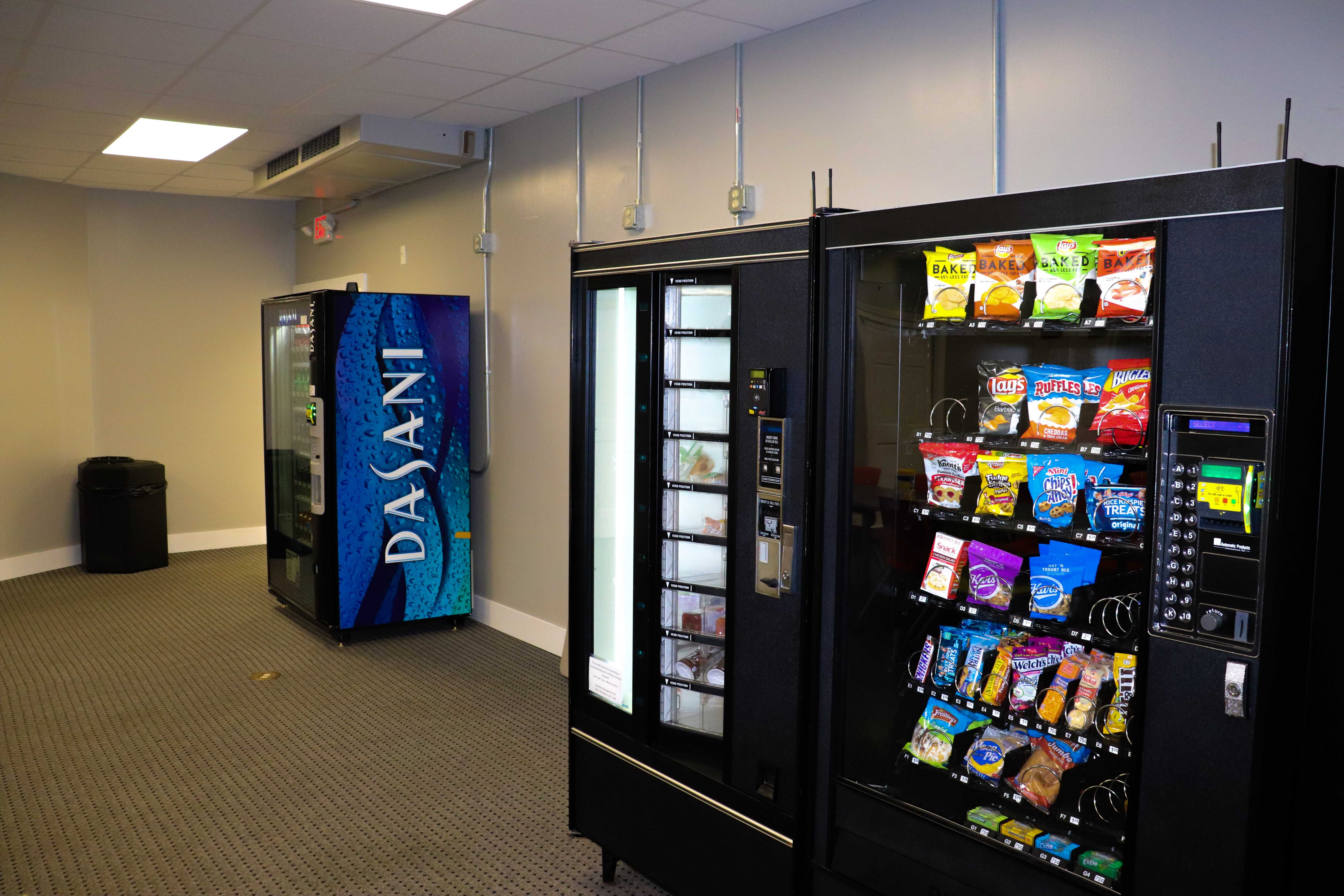 Smart Market Vending Machines Removed from Lion's Lair