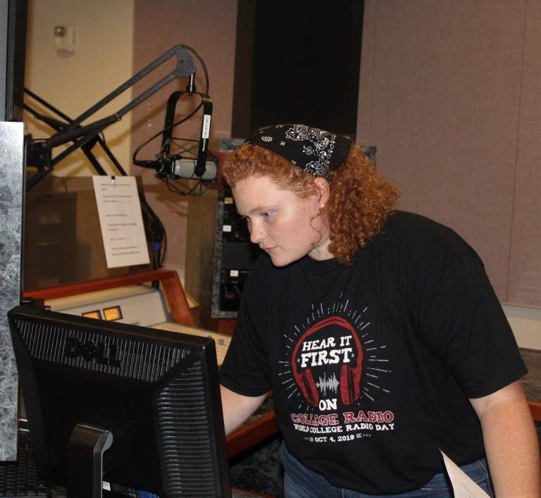 Piedmont Participates in Annual World College Radio Day