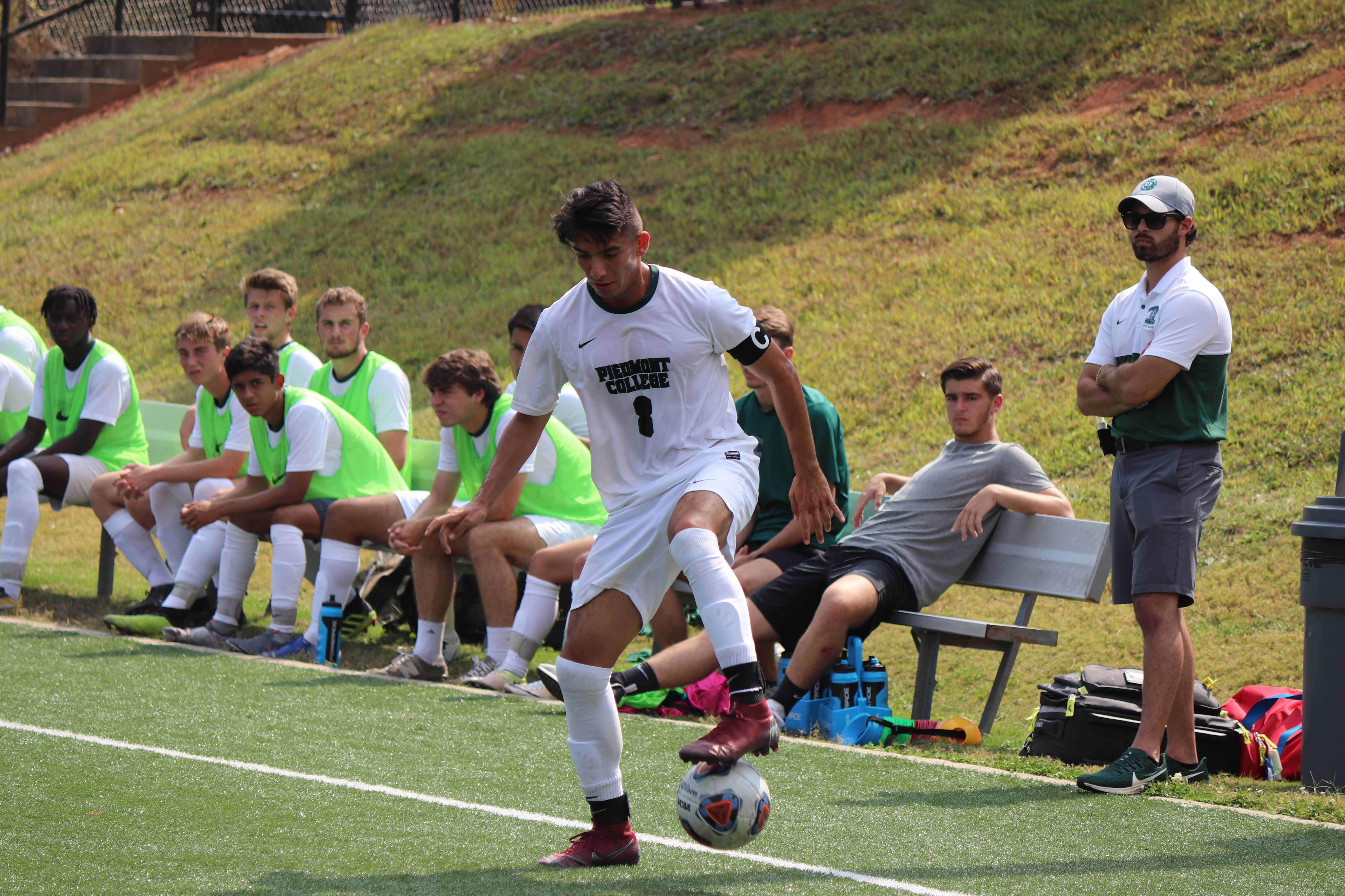 Men's Soccer Update