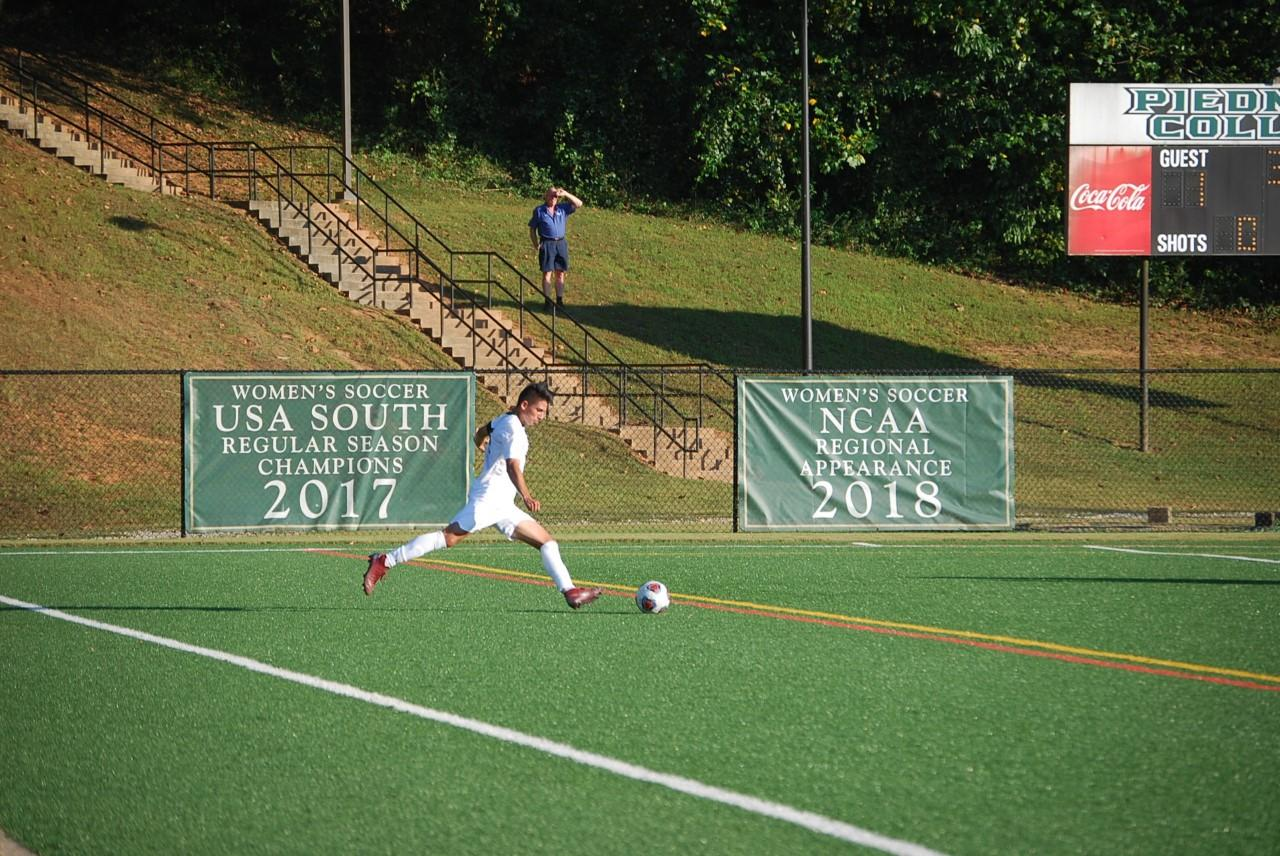 Lions Roll Past Pfeiffer in USA South Opener, Home Debut Vs. Brevard
