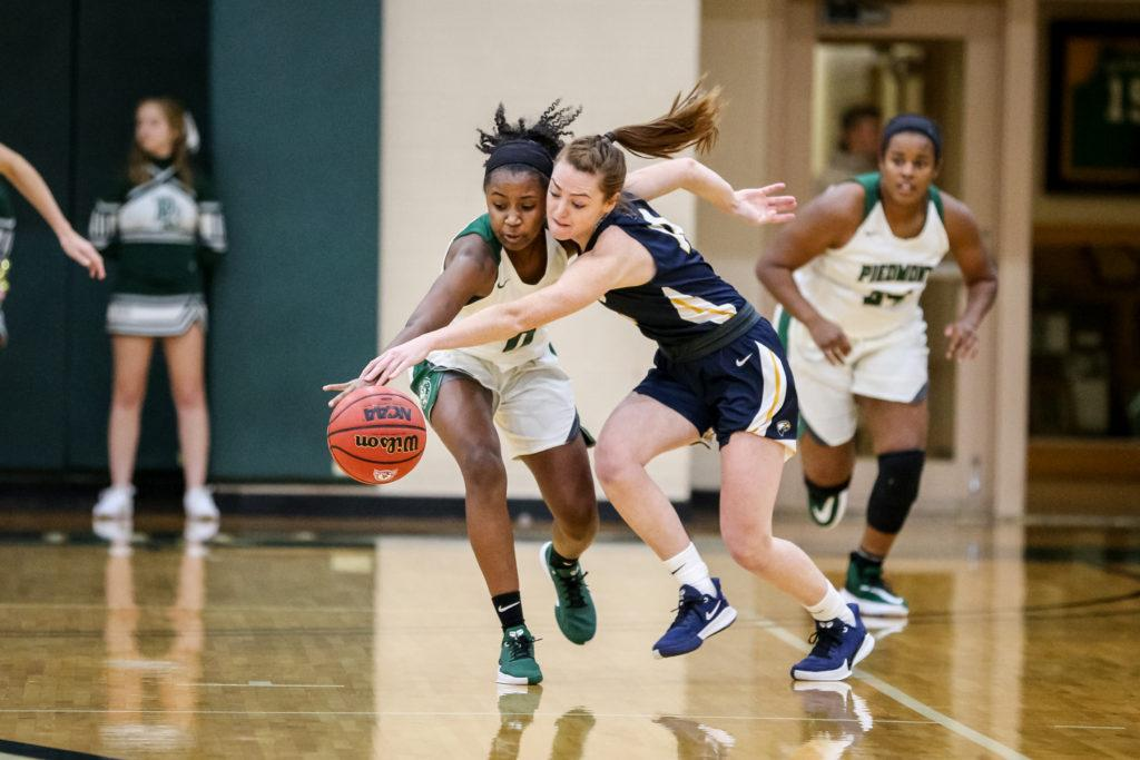 Piedmont+College+Womens+Basketball.+%28Photo%3A+Karl+L.+Moore%29