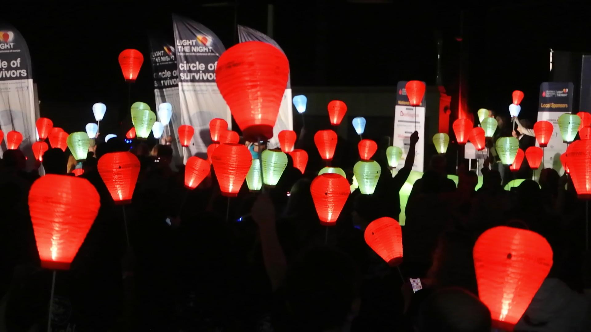 Lighting the Night: an End to Blood Cancers