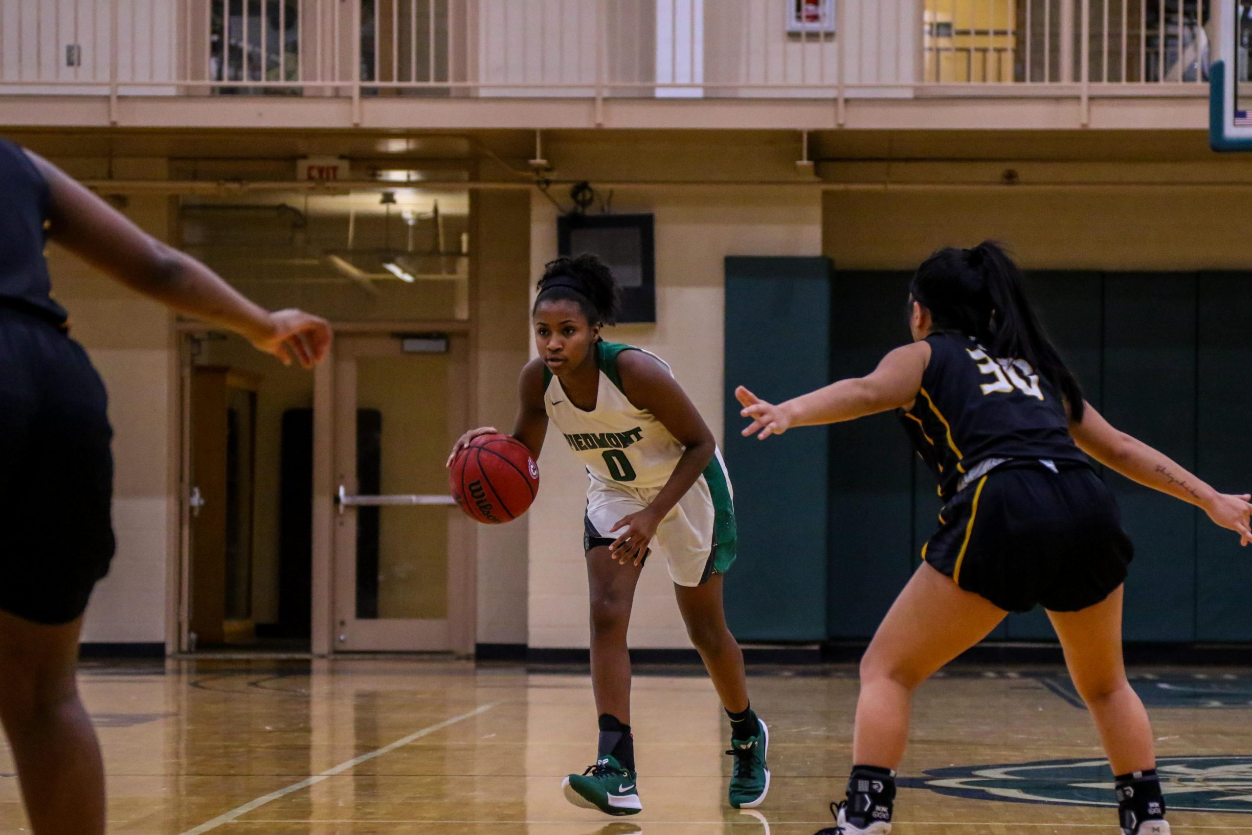 Lady Lions rout Wesleyan, fall to division leader Berea