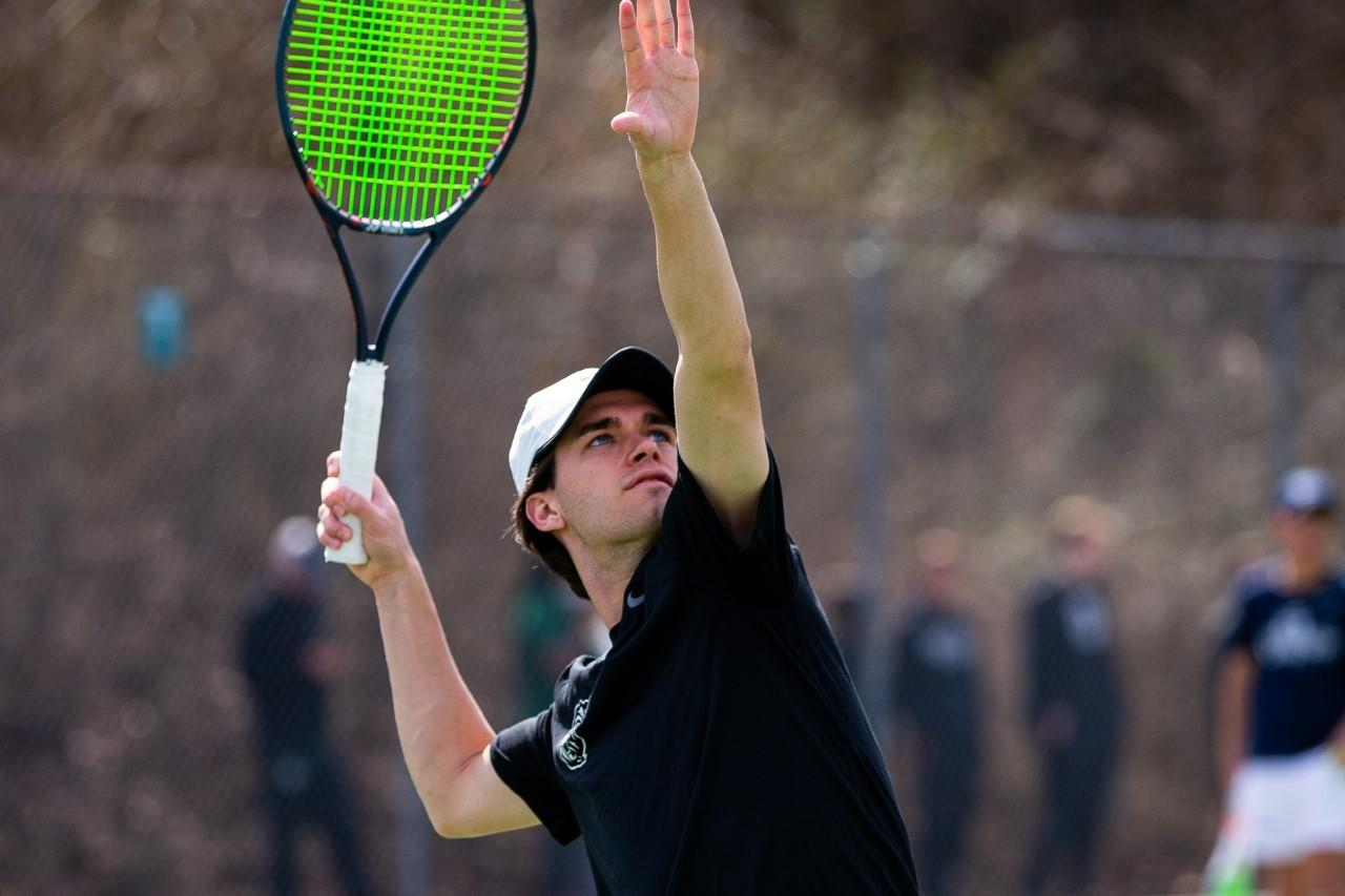 Men's Tennis Aims to Repeat as USA South West Champs
