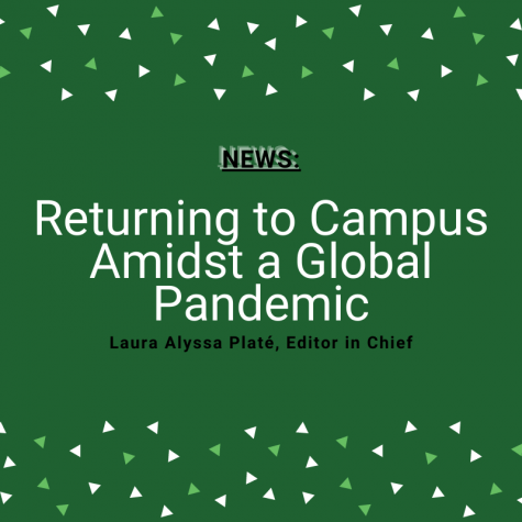 Returning to Campus Amidst a Global Pandemic