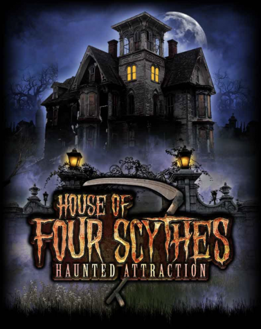 New to Halloween festivities, House of Four Scythes in Cumming provides families with a spooky yet fun Halloween experience