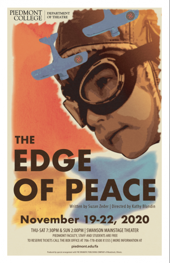 Edge of Peace looks to tackle a range of issues throughout the play // PHOTO Piedmont Theatre Dept.